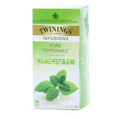 Twinings Peppermint Flavour Tea (25 Tea Bags)