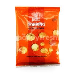 Family Favourites Topping Cheddar