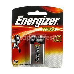Energizer Max 9v 6LR61