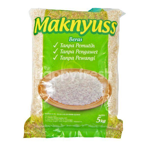 Maknyuss White Rice