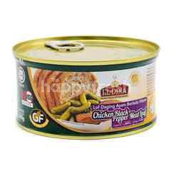 El-Dina Chicken Black Pepper Meat Loaf