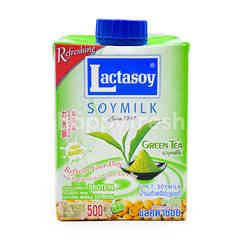 Lactasoy Soy Milk Green Tea Flavour