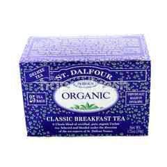 St. Dalfour Organic Classic Breakfast Tea