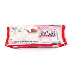 Figo Red Bean Glutinous Rice Ball (10 Pieces)