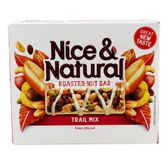 Nice & Natural Roasted Nut Bar Trail Mix