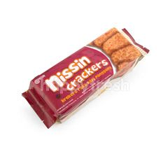 Nissin Roasted Beef Crackers