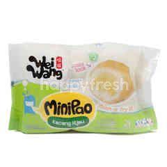 Wei Wang Pao Mini Isi Kacang Hijau