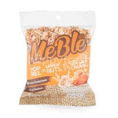 Meble Pop Rice & Cashew Nuts with Sea Salt & Caramel
