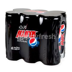 Pepsi Max Soft Drink