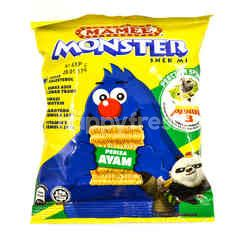 Mamee Monster Chicken Flavour - Free Cholestrol