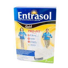 Entrasol Gold Pro-Fit Formula Powdered Plain Milk 51+ Years Old