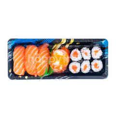 Aeon Salmon Lover Sushi Set