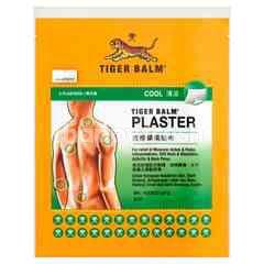 Tiger Balm Medic Plaster 7X10Cm - Cool