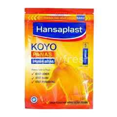 Hansaplast Large Hot Patch