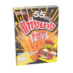 Glico Pretz Spicy BBQ Flavour Bread Stick
