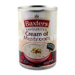 Baxters Cream Of Mushroom