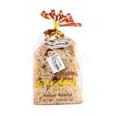 Garden Of Eden Wheat Bread with Dried Berries Pieces Cuts (5 pieces)