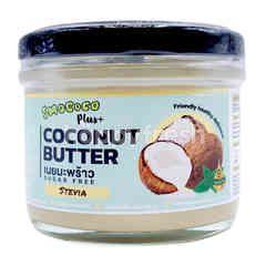 Sweet & Green Coconut Butter (Sugar Free)