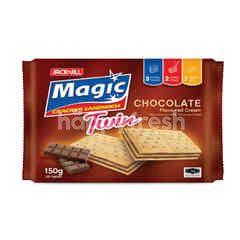 Jack 'n Jill Magic Cracker Sandwich Twin Chocolate