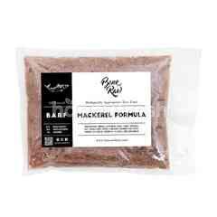 BONE AND RAW 500 g - Mackerel Formula
