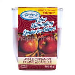 Air Fresh Odor Eliminating Apple Cinnamon