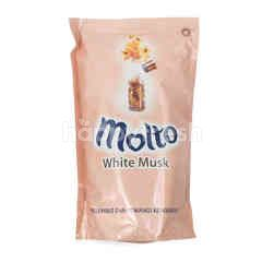 Molto White Musk Fabric Softener Refill