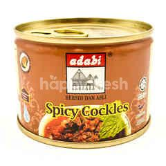 Adabi Spicy Cockles