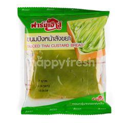 Farmhouse Sliced Thai Custard Bread