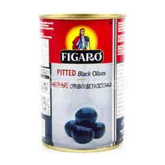 Figaro Zaitun Hitam dalam Larutan Garam