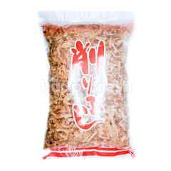 Food Diary Dried Bonito Flakes (Hanakatsuo)
