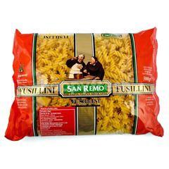San Remo Pasta Fusillini