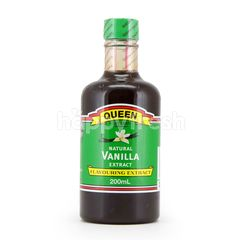 Queen Natural Vanilla Extract