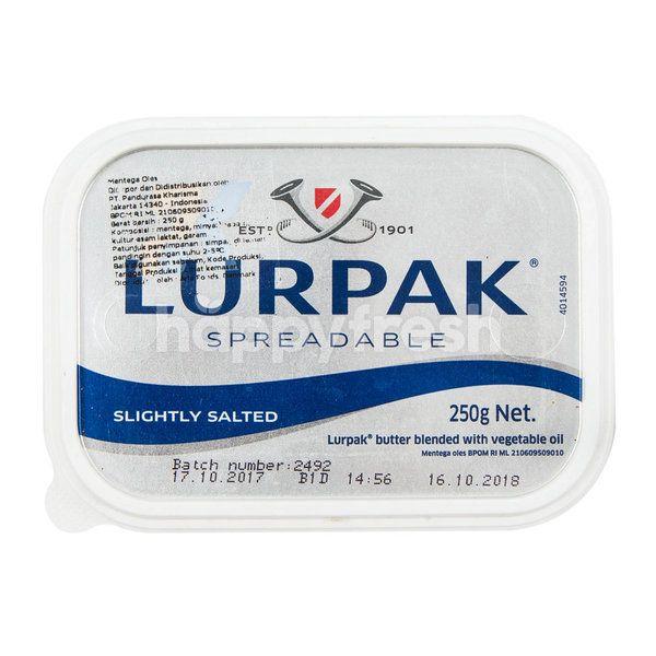Lurpak Spreadable Butter