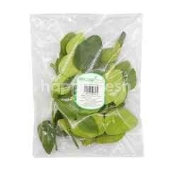 Edsam Kaffir Lime Leaves (Daun Limau Purut) ~30g
