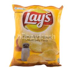 Lay's Potato Chips Classic Salty
