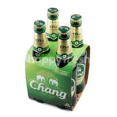 Chang Classic Beer (4 Pieces)