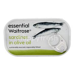 Essential Waitrose Sardines In Olive Oil