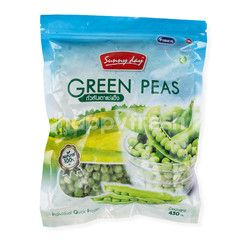 Sunny Day Frozen Green Peas