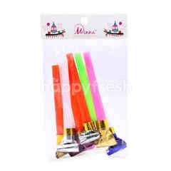 Minna Party Whistle (8 Pieces)
