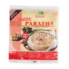 Kawan Onion Paratha