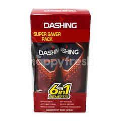Dashing Speed Twin Pack Deo Spray