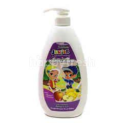 MU'MIN Junior Milk Bath Goat's Milk, Mango & Apple