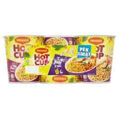 Maggi Hot Cup Tom Yam Kaw Noodle