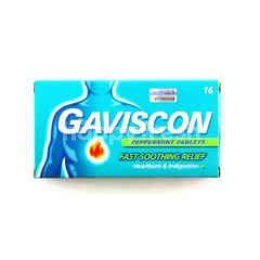 GAVISCON Peppermint Tablets