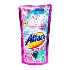 Attack Concentrated Liquid Detergent plus Softener