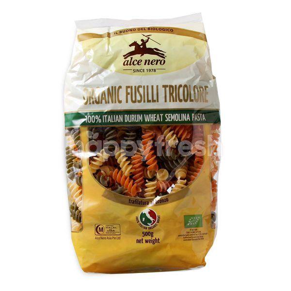 Alce Nero Organic Fusilli Tricolore Pasta