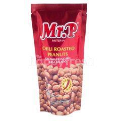 Mr. P Kacang Panggang Pedas