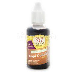 Koepoe Koepoe Pewarna Makanan Kopi Coklat