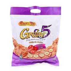 SNEK KU Grain 5 Multigrain Cracker Tomato Flavour