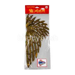 New Year Decoration Firework Gold Colour